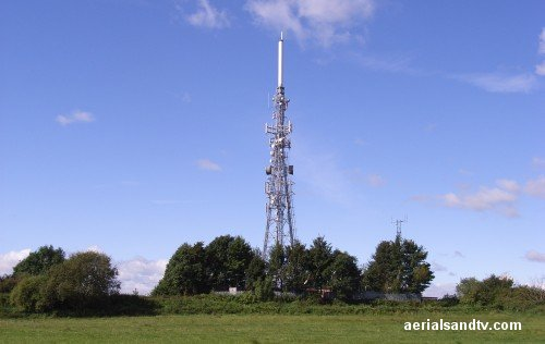Nottingham TV transmitter