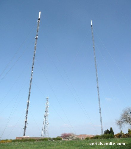 Sutton Coldfield transmitter, when there`s two of them.....